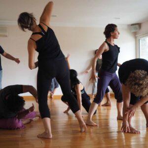 Cuerpo poético, movimiento creativo (taller anual)