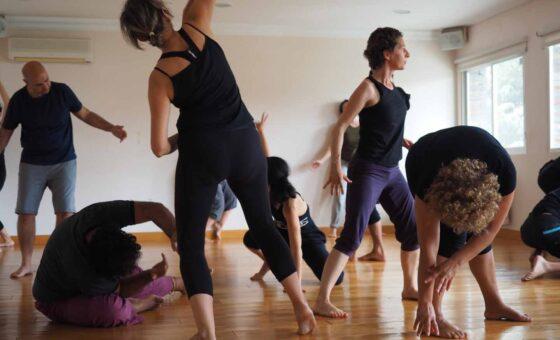 Cuerpo poético, movimiento creativo (ON LINE)