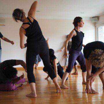 Cuerpo poético, movimiento creativo – Taller intensivo 26 o 27 de junio (al aire libre)